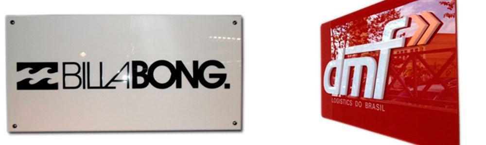 Alumínio anodizado - Gravação Laser Logo Marca